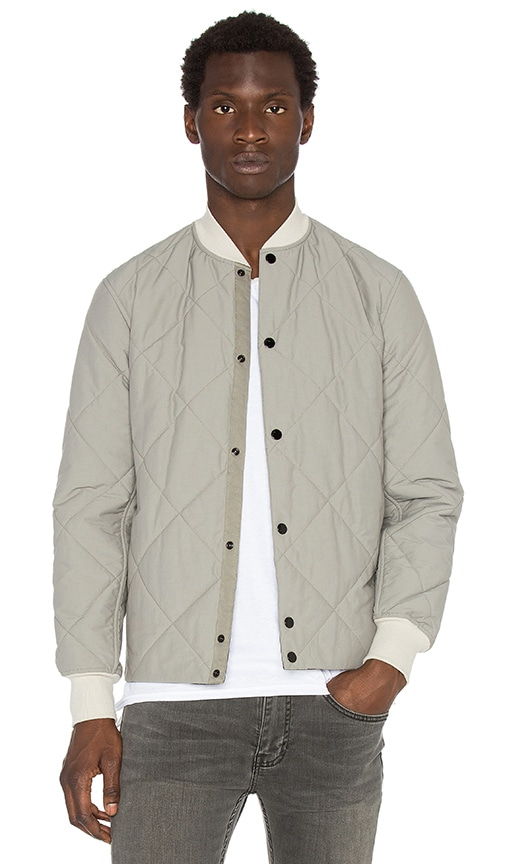 Rag & Bone Focus Jacket in Gray