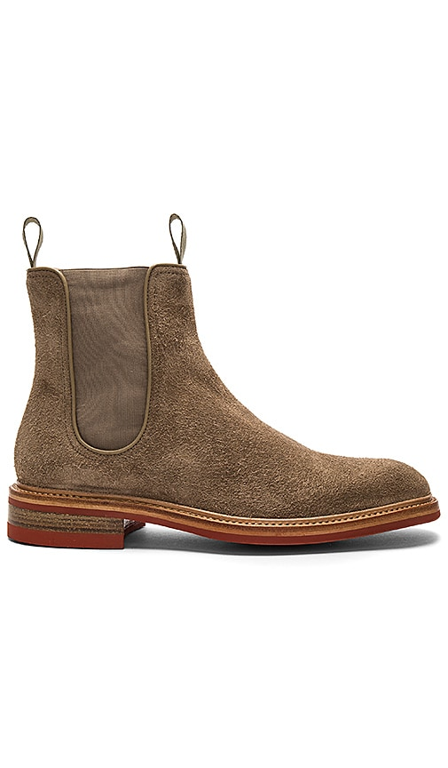 Tan Spencer Boots Rag & Bone 46r14B
