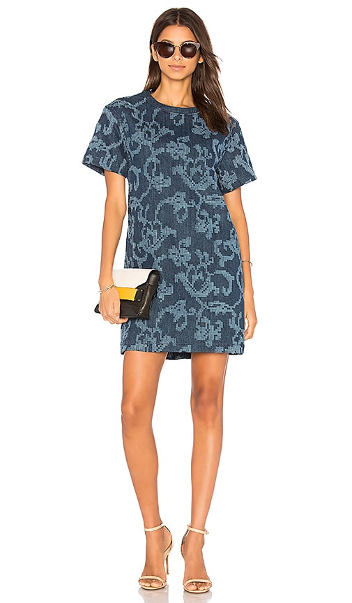 Rag & Bone Esmond Dress in Indigo