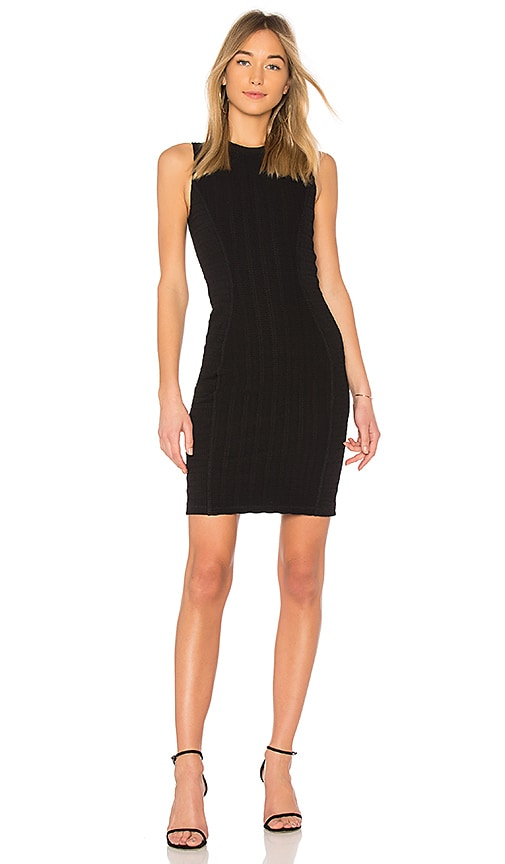 Rag & Bone Barton Dress in Black