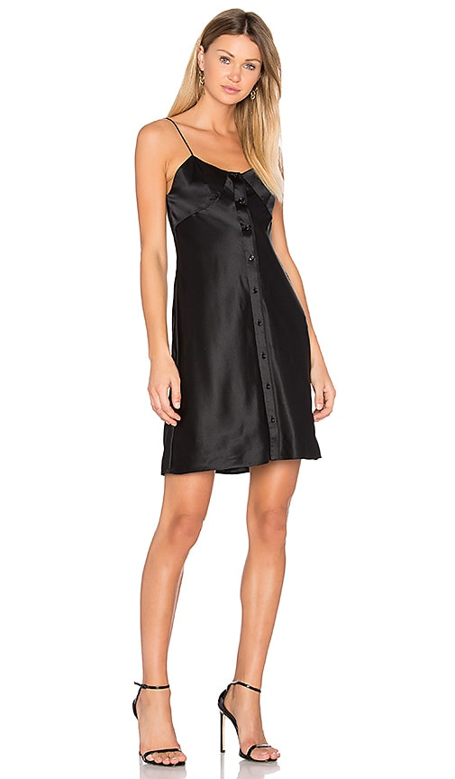 Rag & Bone Lois Dress in Black