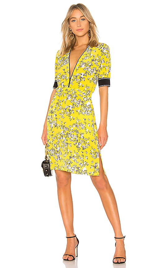 Rag & Bone Cecile Dress in Yellow
