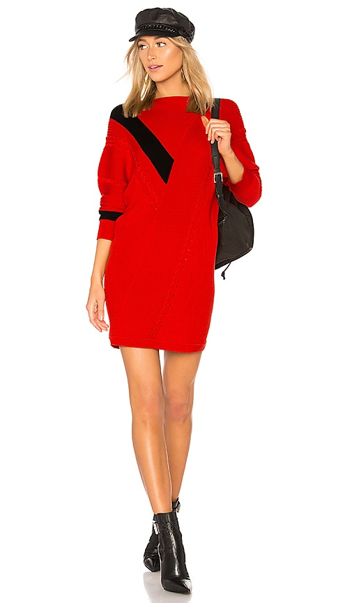 Rag Bone Cricket Dress In Red Revolve