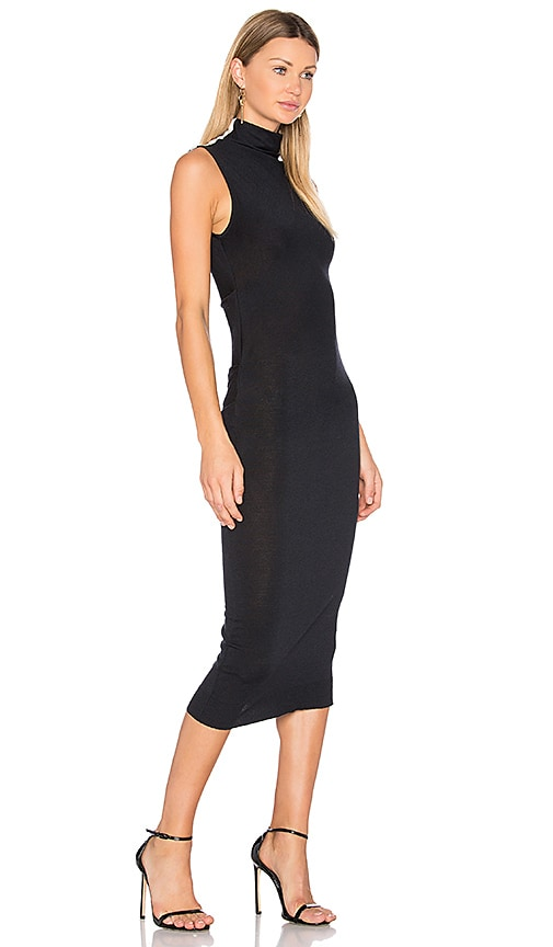 Rag & Bone Francis Dress in Black