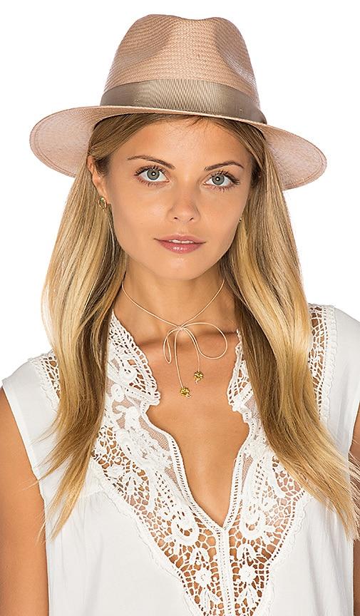e48cbe6f3 Rag & Bone Panama Hat in Taupe | REVOLVE