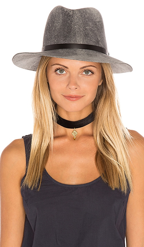 Rag   Bone Floppy Brim Fedora in Grey Swirl  6994c347c7d