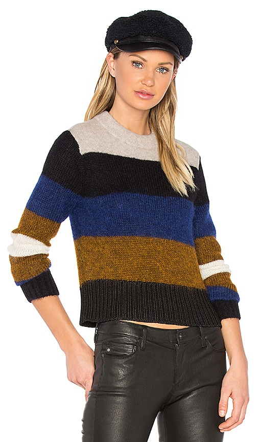 Rag & Bone Britton Sweater in Brown