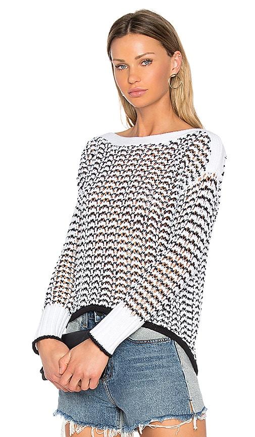 Rag & Bone Daniela Sweater in White