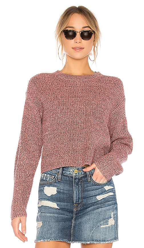 Rag & Bone Jubliee Sweater in Pink
