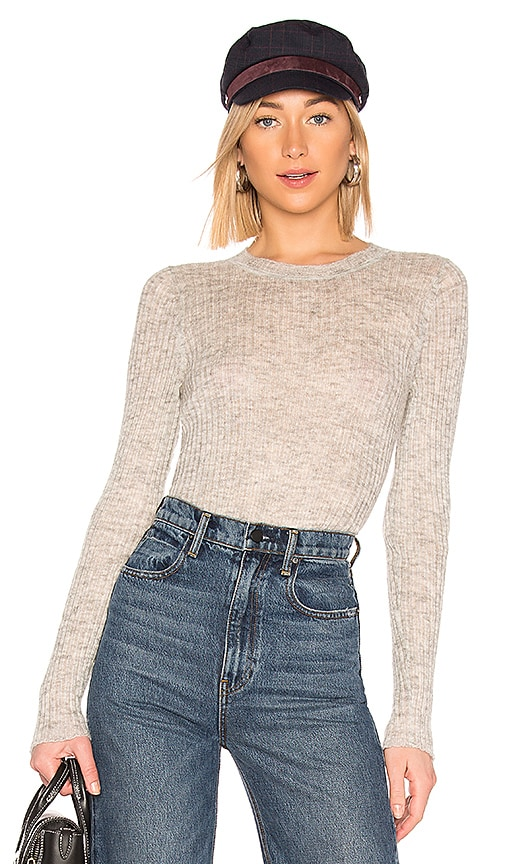 Donna Crew Neck Sweater