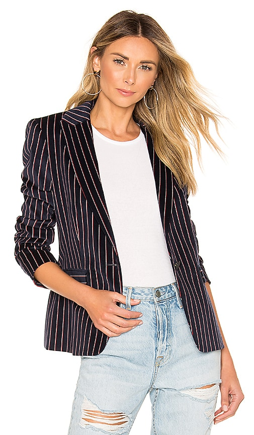 Lexington Velvet Blazer