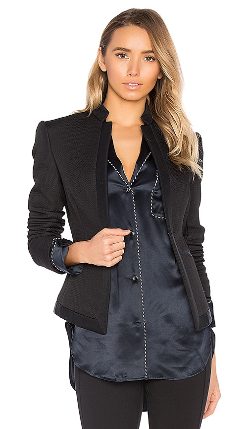 Rag & Bone Waverly Blazer in Black