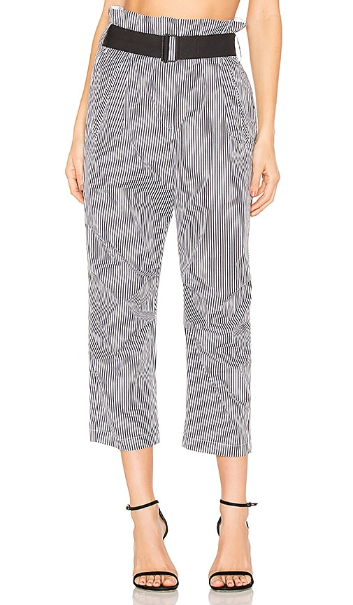 Rag & Bone Bosworth Pant in Black