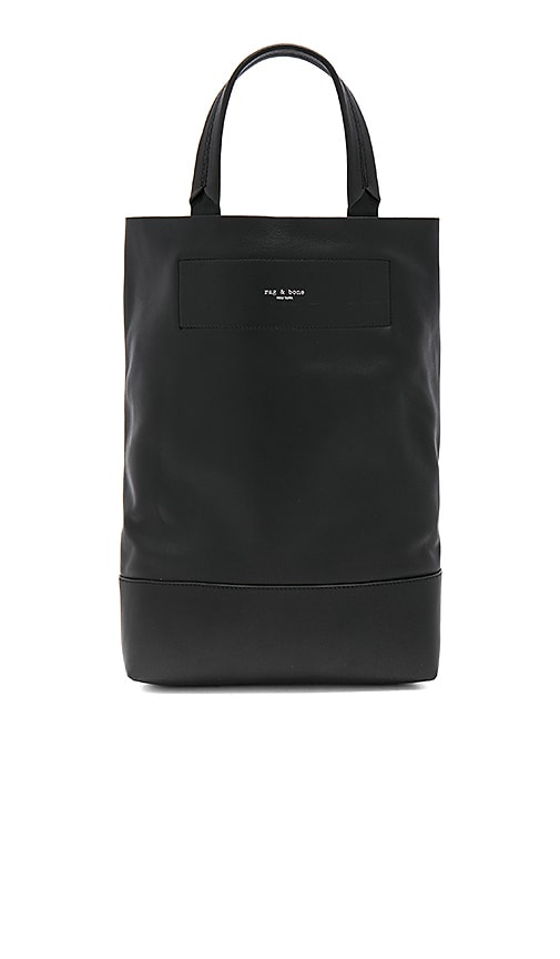 Rag & Bone Walker Convertible Tote in Black