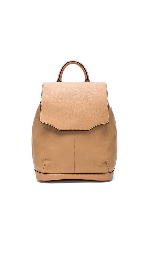Rag & Bone Mini Pilot Backpack in Nude