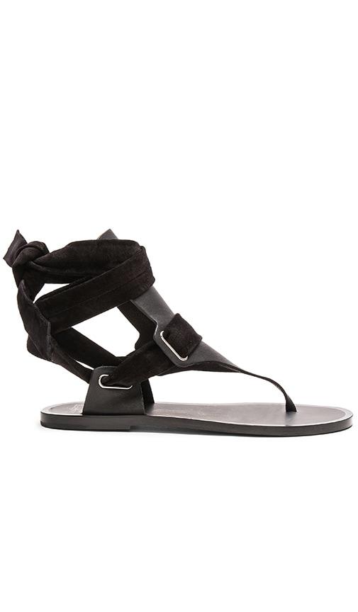 Rag & Bone Mara Sandal in Black