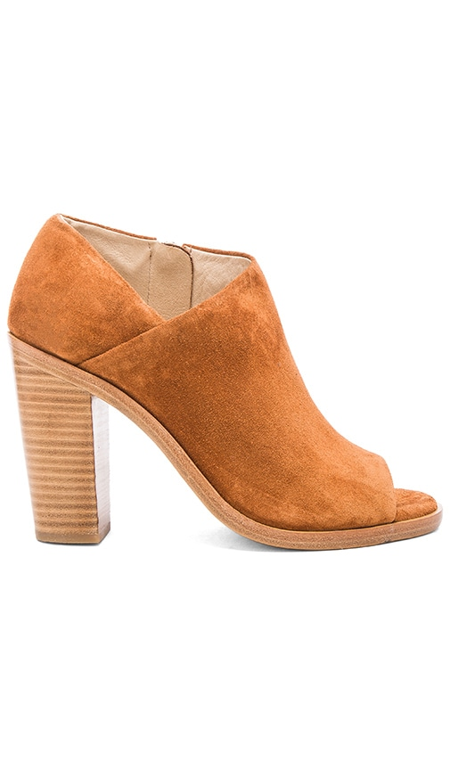 Rag & Bone Mabel Bootie in Tan Suede