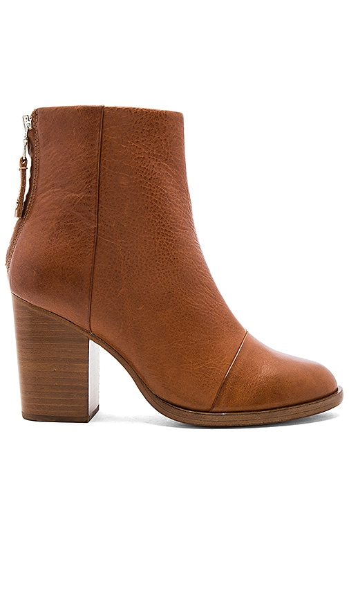 Rag & Bone Ashby Ankle High Bootie in Tan