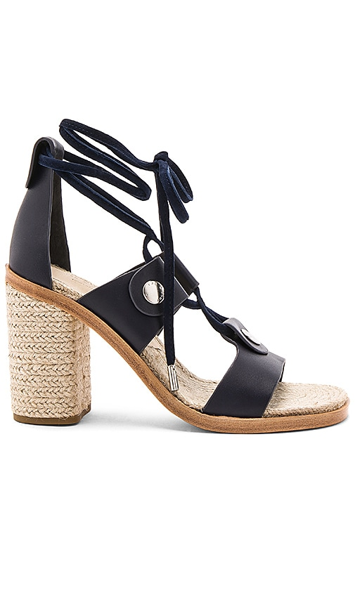 Rag & Bone Eden Heel in Navy