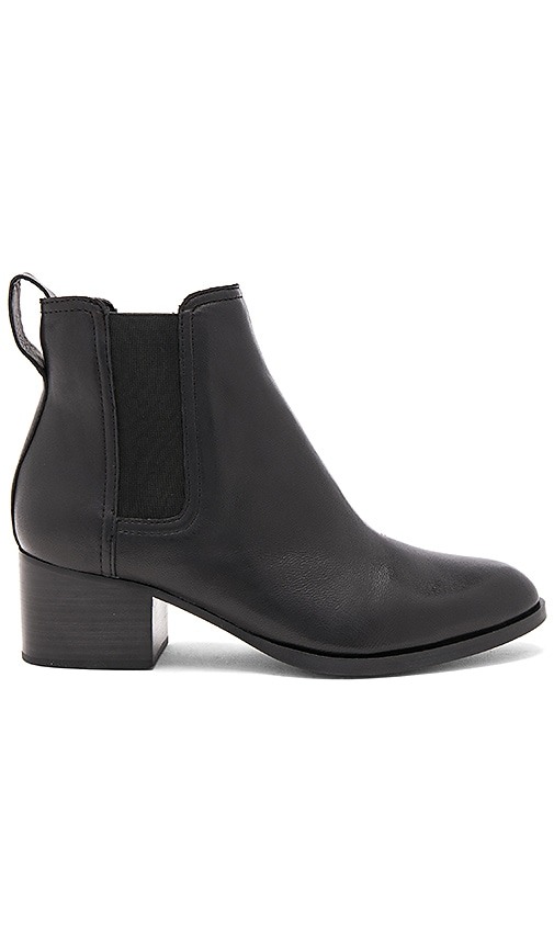 Rag \u0026 Bone Walker Leather Boot in Black