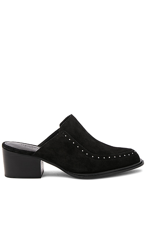 Rag & Bone Weiss Mule in Black