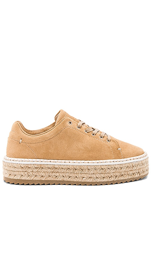 Rag & Bone Kent Espadrille in Tan