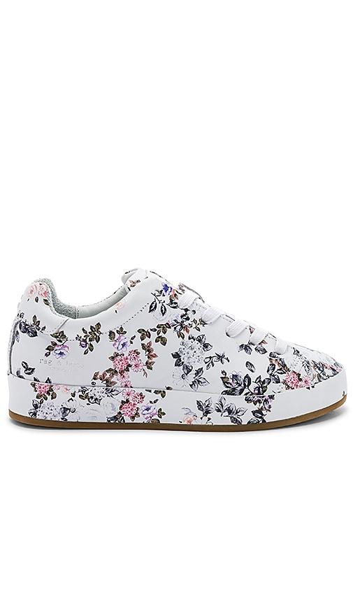 Rag & Bone RB1 Low Sneaker in White