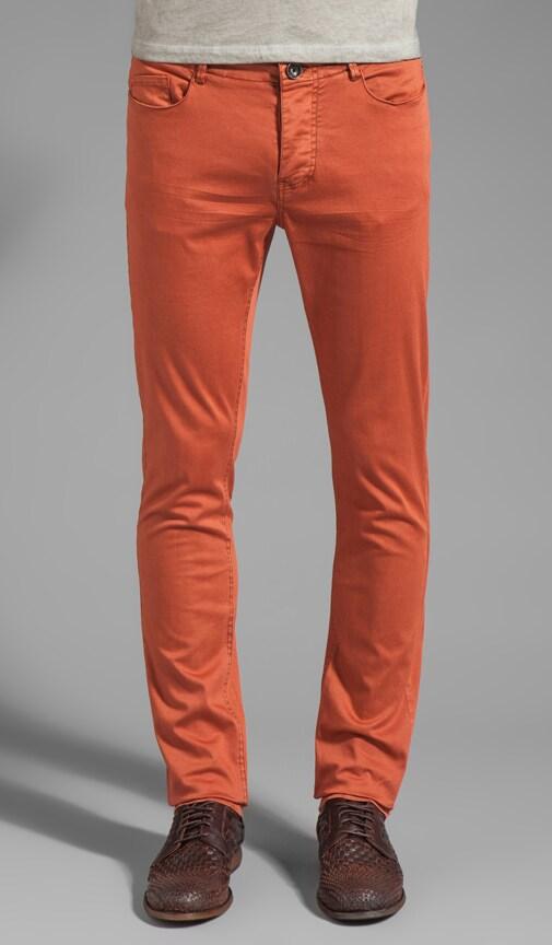 Western Pocket Chino Pant