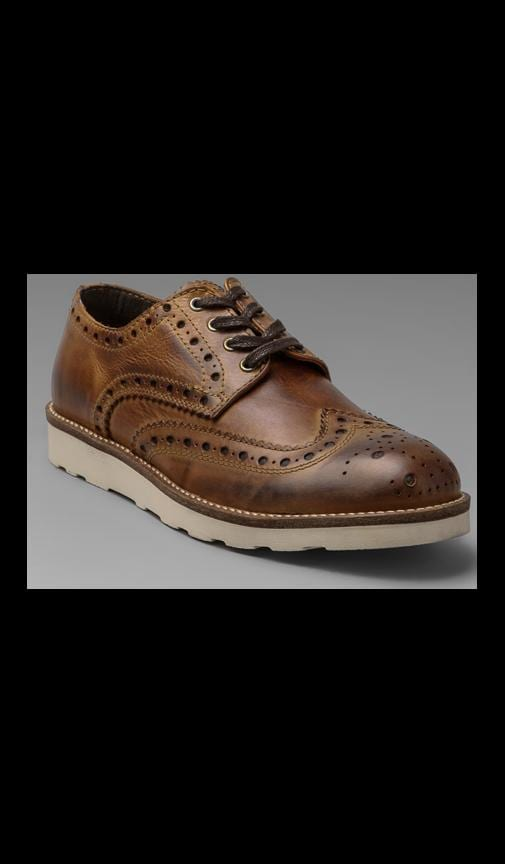 Henry 22 Leather Brogue