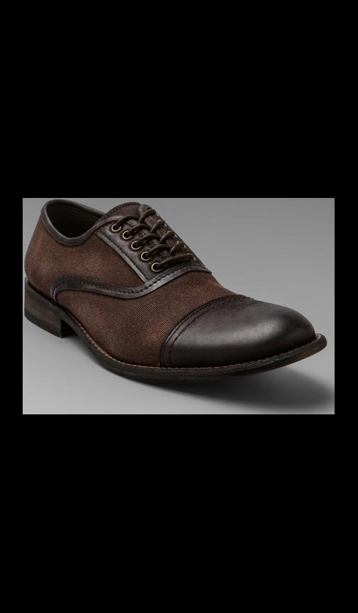 Best Man Cap Toe Oxford
