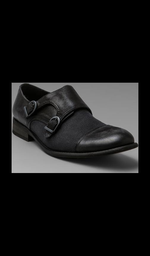 Double Trouble Double Monk Strap