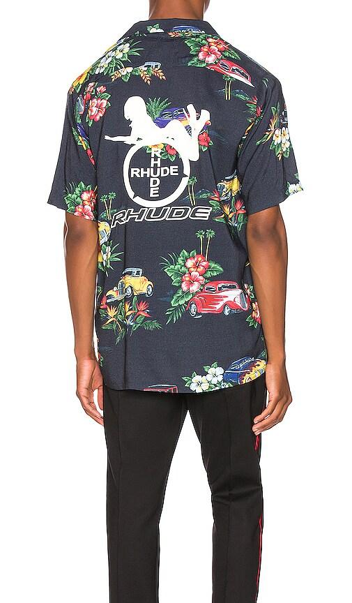 Hawaiian Shirt Girl