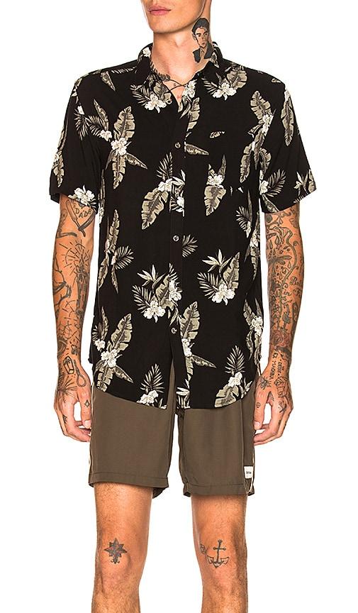 Rhythm Havana Shirt in Black