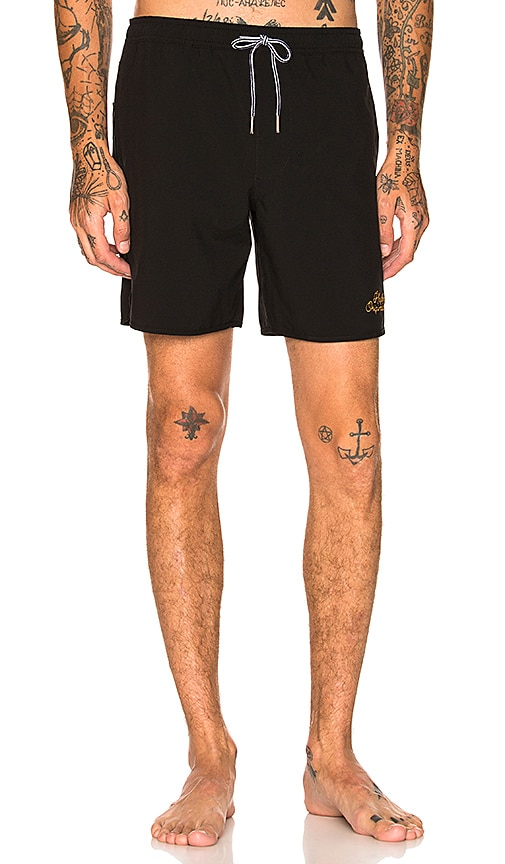 Black Label Beach Short