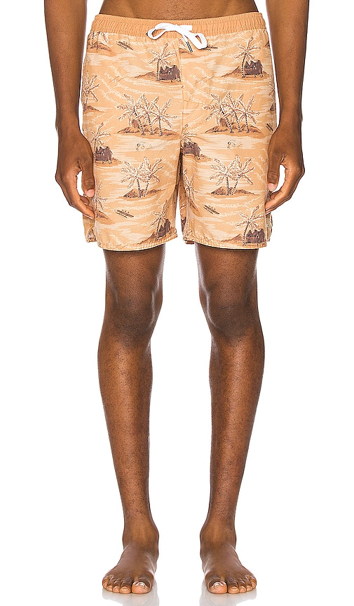 Honolulu Beach Short