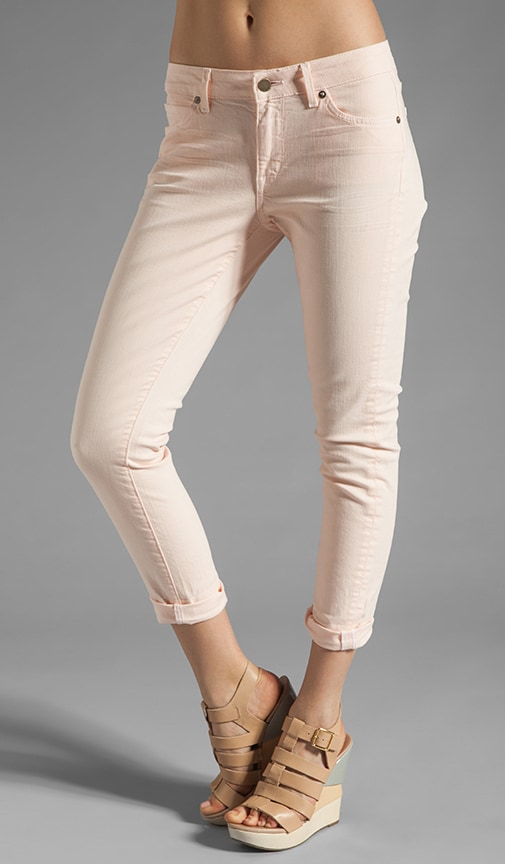 Relaxed Ankle Crop