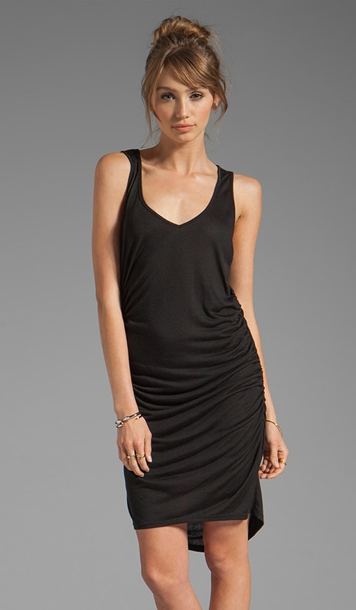Christina V-Neck Tunic Dress