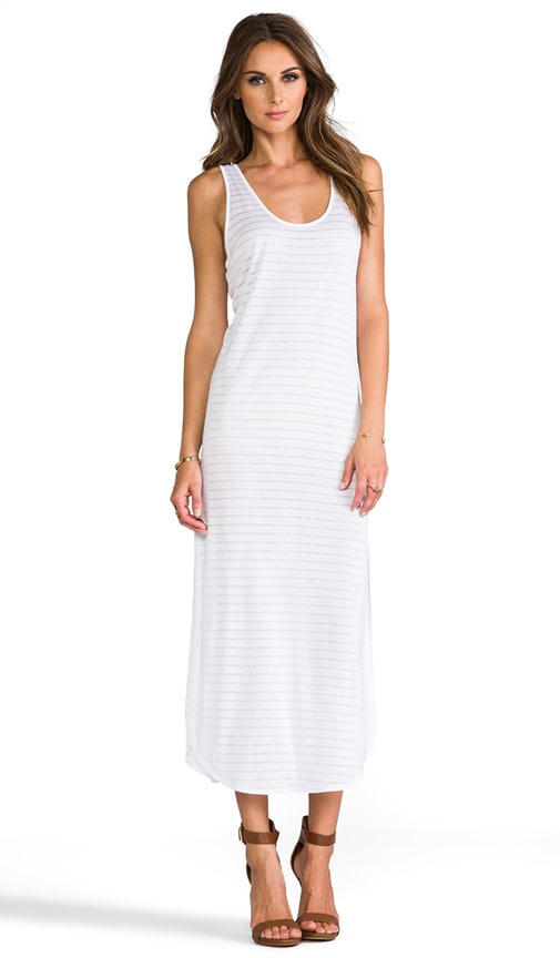 Keith Scoop Neck Maxi