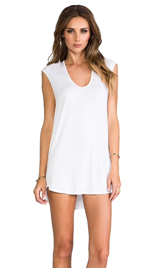Sammy Cap Sleeve Tunic