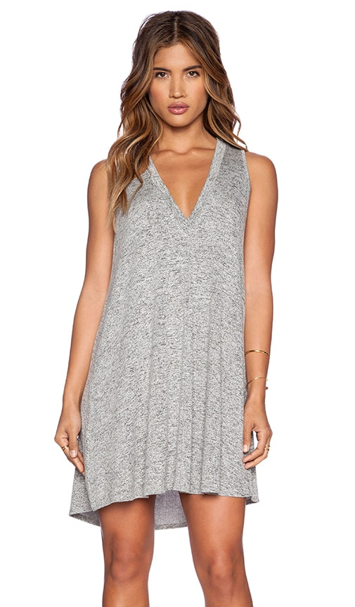Riller & Fount Daley Dress in Gray