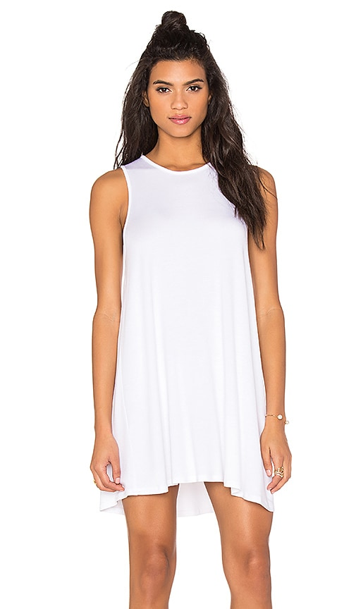 Riller & Fount Georgio A-line Tunic in White