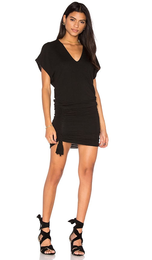 Riller & Fount Corky Dress in Black