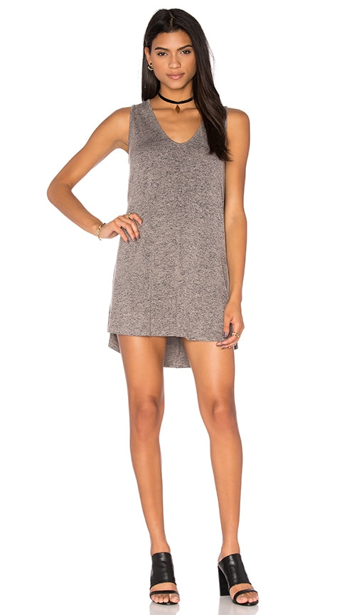 Riller & Fount Sunny Dress in Gray