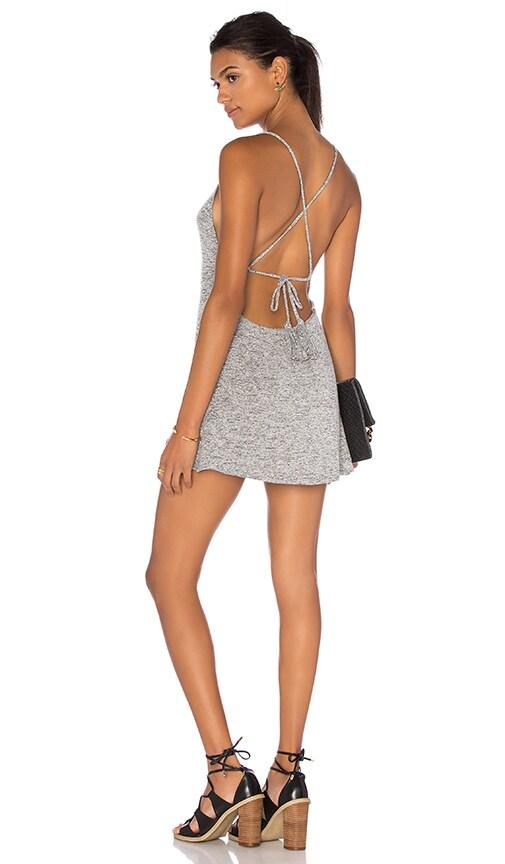 Riller & Fount Miki Dress in Grey