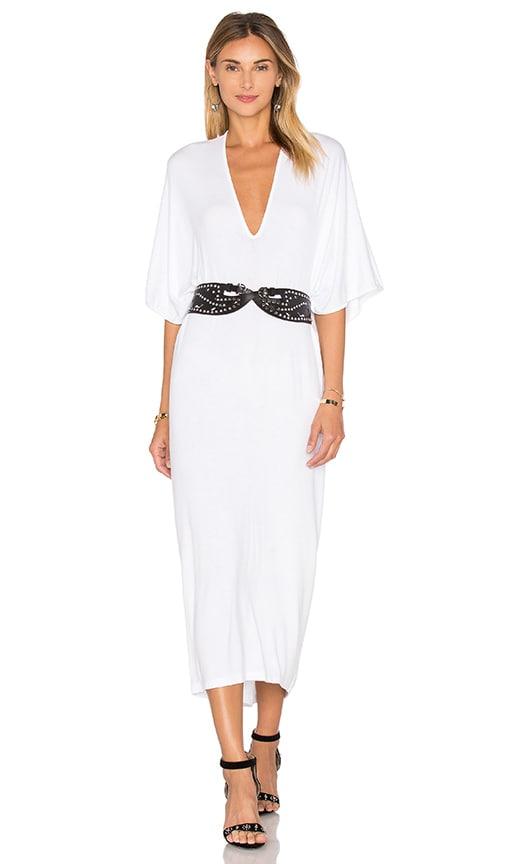 Riller & Fount Luca Dress in White