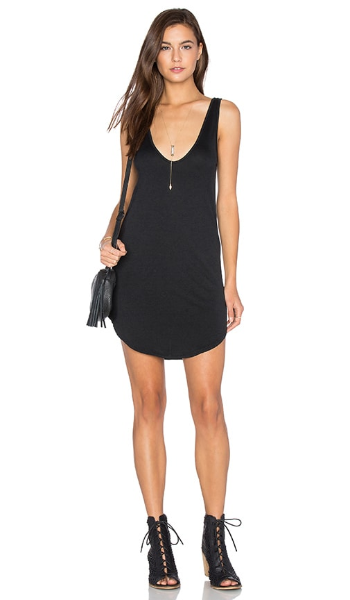 Riller & Fount Coco Dress in Black