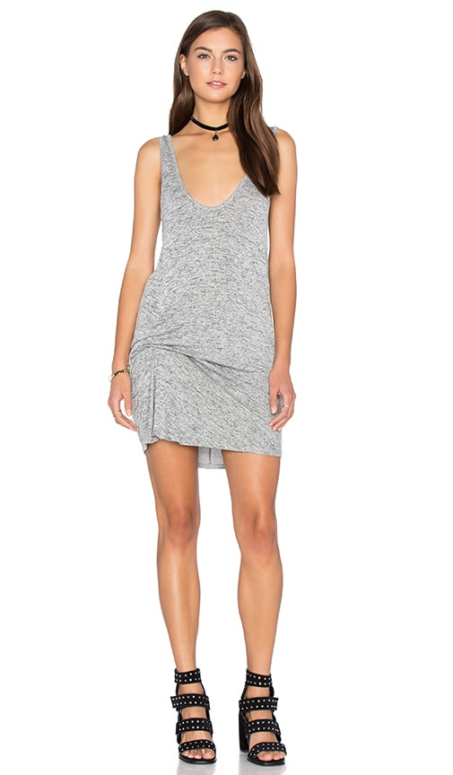 Riller & Fount Owen Dress in Gray