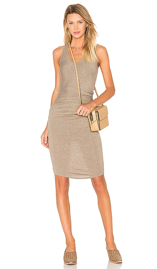 Riller & Fount Gia Dress in Beige