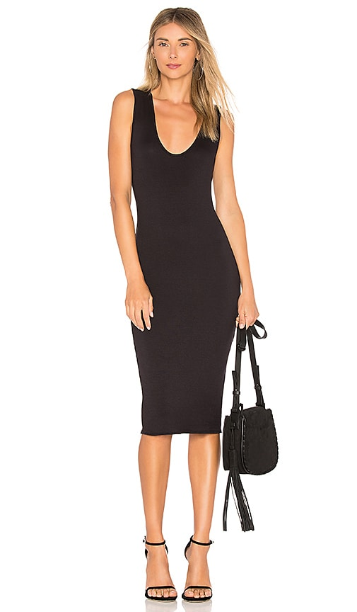Riller & Fount Kimmie Dress in Black