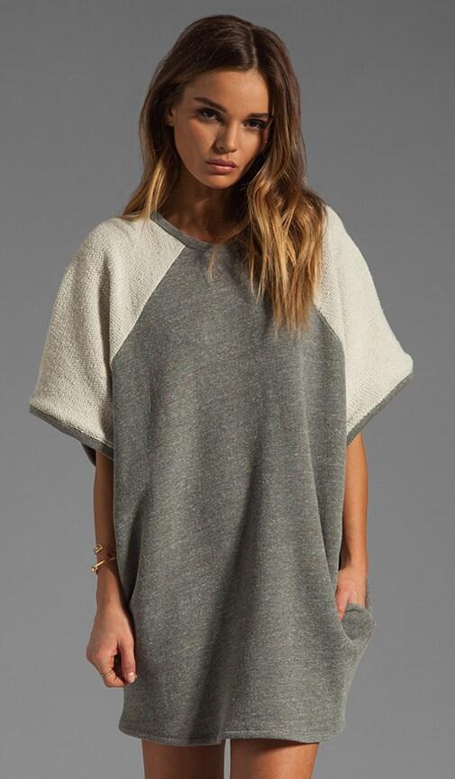 Talisa Short Sleeve Raglan Sweatshirt